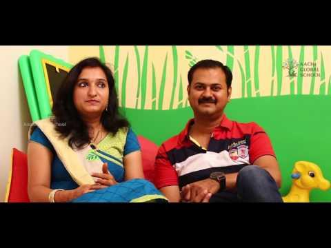 Parent Testimonials : Aachi Global School - Top 10 Schools in Chennai