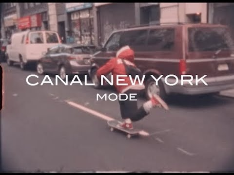 Canal New York: Mode