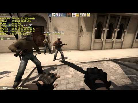 CS:GO Matchmaking - OMG 128TICK!? - Episode 38 from YouTube · Duration:  43 minutes 57 seconds