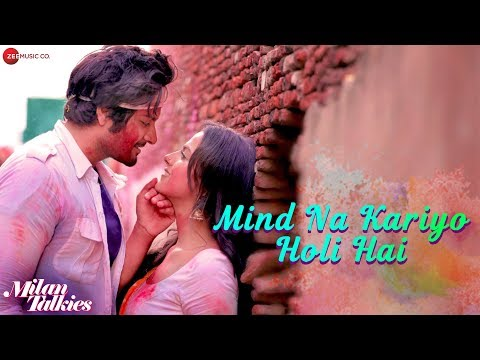 Mind Na Kariyo Holi Hai Video Song | Milan Talkies