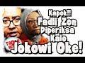 Kapok Lu Zon  Polri Tunggu Izin Jokowi Periksa Fadli Zon  Masih Beranikah Zon Serang Jokowi