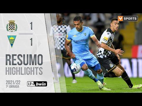 Boavista Estoril Goals And Highlights