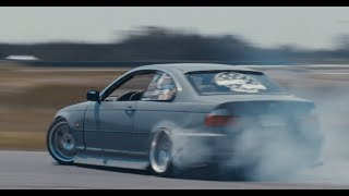 Drifting a 1JZ BMW E46 - Mike Catell