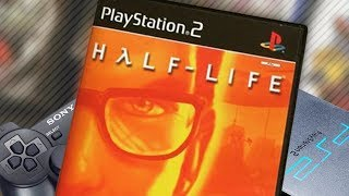 Half-Life и PlayStation 2 - First Gaming Console