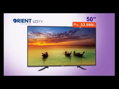 Led Tv Orient