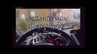 Magic Card Artist England Ghost Box Session Do You Believe In Ghosts