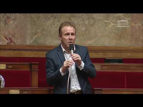 Olivier Gaillard TGAP Amendement (taxe générale sur les activités polluantes) PLF2019