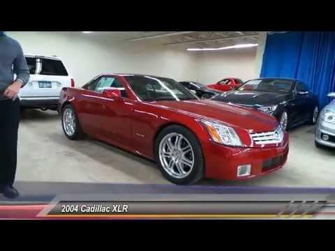 2004 Cadillac XLRMinnetonka Minneapolis Bloomington,MN Live21827