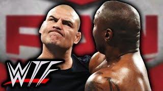 WWE RAW WTF Moments (21 October) | Cain Velasquez Beats Up Shelton Benjamin