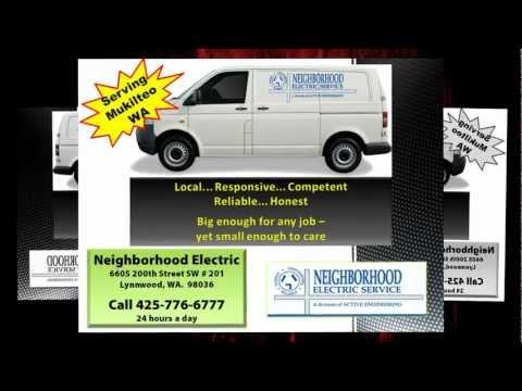 Electrician In Mukilteo WA | 425-776-6777 | Electrical Contracting Company Mukilteo WA
