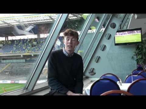 Interview Brøndby IF Christian