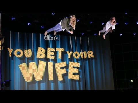 Thumbnail: It's Time for 'You Bet Your Wife'!