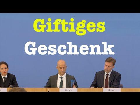 24. Juni 2019 - Bundespressekonferenz | RegPK