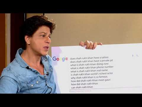 Phone number to private jet: SRK answers most searched questions about him on Google