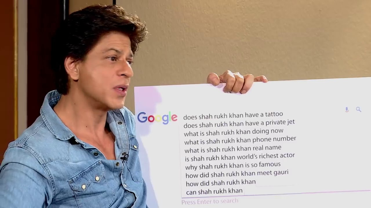 Download SRK answers the Internet's Most Searched Questions   Shah Rukh Khan