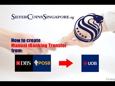 How to Make InterBank Transfer (From POSB/DBS to Other Banks)