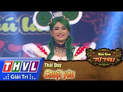 THVL | Tiếu lâm tứ trụ - Tập 8 [3]: Chuột yêu - Thái Duy