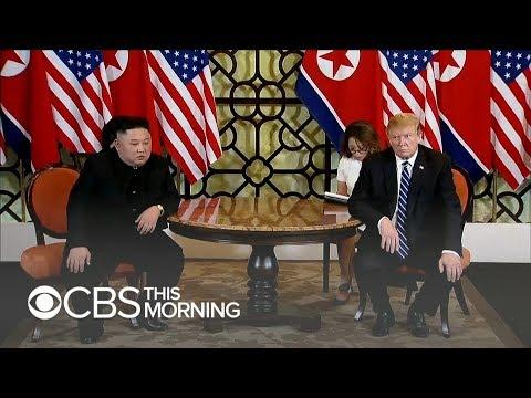 North Korea challenges Trump explanation of no deal with Kim Jong Un