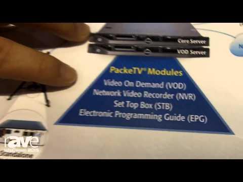 InfoComm 2015: BTX Technologies Details Visionary Solutions PackeTV IPTV System