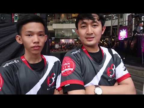 ELITE8 eSports at MSC Jakarta