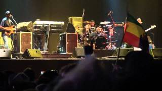 The Wailers - Jamming, Sziget 10.8.2010, Budapest