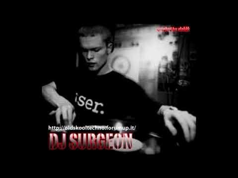 DJ Surgeon live The Orbit, morley, leeds 1996