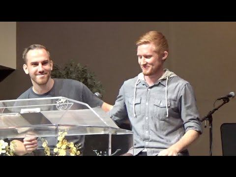 Living with Purpose, Brandon Coon & Steven Nelson, Youth Sunday, Vineyard at The River,  09 11 16
