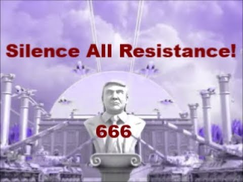 Antichrist Trump's Worshipers Want To Silence All Resistance