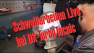 Philipp Kaess von Hannover Hardcore Live bei DK-TurboTecnic in Dortmund