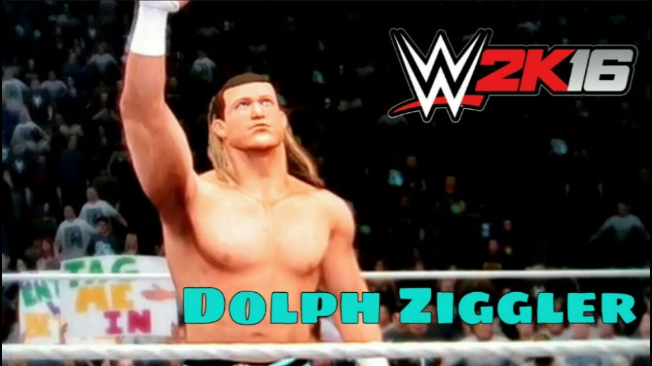 wwe 2k16 community creations ps3 dolph ziggler youtube