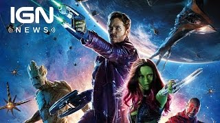 Guardians of the Galaxy Attraction Coming to Disneyland - IGN News