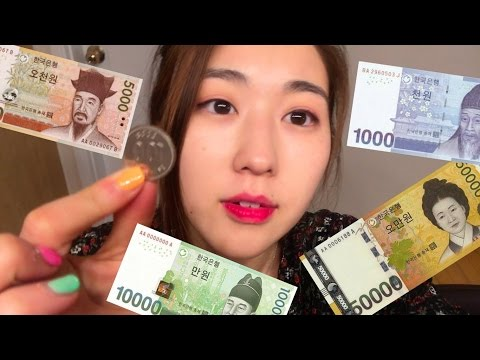 All About Korean Money And How To Use It!