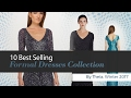 10 Best Selling Formal Dresses Collection By Theia, Winter 2017