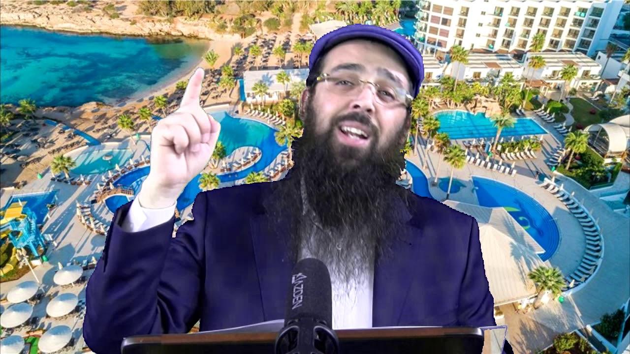 הרב יעקב בן חנן - ההיסטוריה חזרה על עצמה דווקא בפרשת בלק