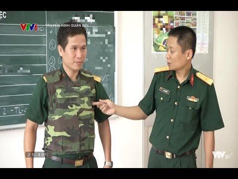 Việt Nam chế tạo áo giáp chống đạn súng tiểu liên AK-47