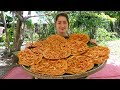 Yummy Shrimp Frying With Rice Flour - Shrimp Frying Recipe - Cooking With Sros