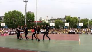 120323  樹人家商日本學生參訪-進修部表演