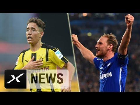 Emre Mor weg, Benedikt Höwedes vor Absprung | Transfer-News | Bundesliga