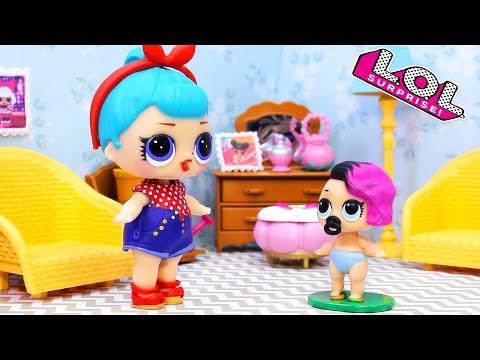 Куклы ЛОЛ Сюрприз | сборник #12 смешные мультики для детей | Lol Surprise Dolls
