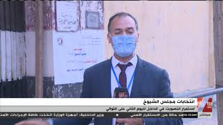 فيديو.. توافد الناخبين على لجان الاقتراع بالإسكندرية بثاني أيام انتخابات الشيوخ