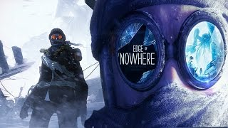COOLEST VR GAME EVER!!!  Edge of Nowhere #1