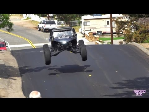 Driver Defends Flying Through Streets in Tricked Out VW Bug
