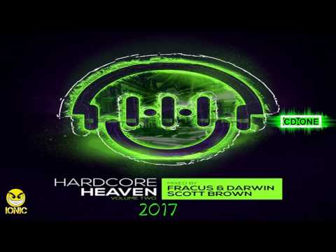 Hardcore Heaven 2017 CD One Fracus & Darwin