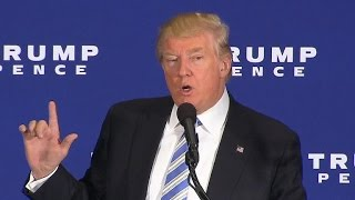 Full Video: Trump lays out his