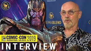 Thanos Creator Jim Starlin on Avengers: Endgame, the Future of the MCU and More