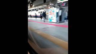 はくたか553号(E7系新幹線) 東京発車