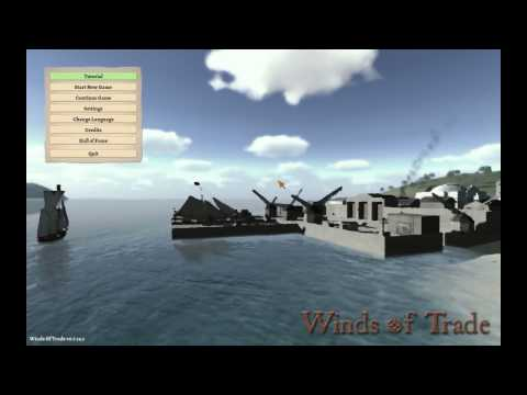 Winds of Trade - Ocean trading, fighting and stuff -  Episode 2