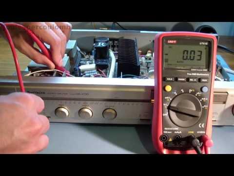 Hitachi HA-4700 Amplifier Repair - Part One