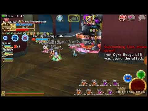 Elemental knights online iron ogre bougu