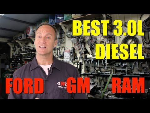 Comparing 3.0L Diesels to Find the Best in 2020